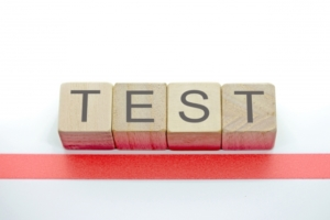 テスト対策日程